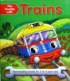 The Trouble with Trains - Nicola Baxter, Geoff Ball