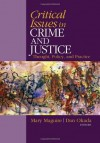 Critical Issues in Crime and Justice: Thought, Policy, and Practice - Mary Maguire, Daniel W. Okada