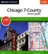 Rand Mc Nally Chicago 7 County Street Guide (Rand Mc Nally Street Guides) - Rand McNally