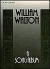 Song Album - William Walton