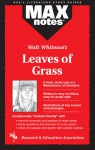 Leaves of Grass (MAXNotes Literature Guides) - Kevin Kelly, Kevin Kelly, Christine Berg, English Literature Study Guides