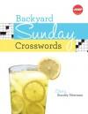 Backyard Sunday Crosswords (AARP) - Stanley Newman