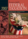 Prentice Hall's Federal Taxation 2007: Corporations, Partnerships, Estates, And Trusts (20th Edition) (Prentice Hall's Federal Taxation) - Kenneth E. Anderson, Thomas R. Pope