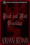 Blood and Mint Chocolates - Adrianne Brennan