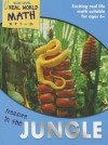 Real World Math Blue Level: Treasure in the Jungle - Wendy Clemson, David Clemson, Marjorie Frank