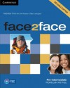 face2face Pre-intermediate Workbook with Key - Nicholas Tims, Chris Redston, Gillie Cunningham