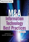 M&A Information Technology Best Practices (Wiley Finance) - Janice M. Roehl-Anderson