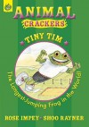 Tiny Tim: The Longest Jumping Frog In The World! - Rose Impey