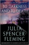 To Darkness and to Death (Clare Fergusson Series #4) - Julia Spencer-Fleming