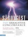 Strongest Tniv Exhaustive Concordance - John R. Kohlenberger III