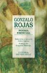 Poesia Esencial - Gonzalo Rojas, Montserrat Cano