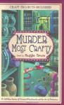 Murder Most Crafty - Maggie Bruce
