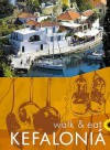 Walk And Eat Kefalonia - Brian Anderson, Eileen Anderson