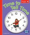 Time to Tell Time - Janine Scott