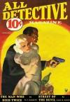All Detective Magazine 01/34 - Robert Leslie Bellem, Arthur J. Burks, William Edmund Barrett, Lyman Anderson