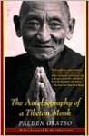The Autobiography of a Tibetan Monk - Palden Gyatso, Tsering Shakya, Palden, Dalai Lama XIV