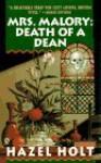 Mrs. Malory: Death of a Dean - Hazel Holt