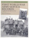 First World War Army Service Records: A Guide for Family Historians - William Spencer