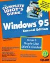 Complete Idiot's Guide to Windows 95 - Paul McFedries, Faithe Wempen
