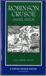 Robinson Crusoe - Daniel Defoe, Michael Shinagel