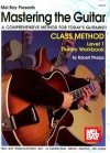 Mel Bay Mastering The Guitar Class Method Level 1 Theory Workbook - Robert Phelps