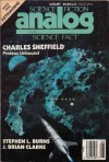 Analog Science Fiction/Science Fact August, 1988 - Stanley Schmidt