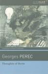 Thoughts of Sorts (Verba Mundi) - Georges Perec