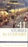 41 Stories: 150th Anniversary Edition - O. Henry, Burton Raffel, Laura Furman