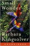 Small Wonder: Small Wonder (Audio) - Barbara Kingsolver