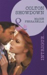 Colton Showdown (Mills & Boon Intrigue) (The Coltons of Eden Falls - Book 4) - Marie Ferrarella