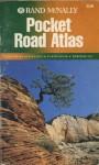 Pocket Road Atlas: United States, Canada, Mexico - Rand McNally
