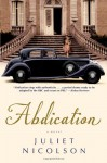 Abdication - Juliet Nicolson