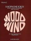 Tenor Saxophone Solos - Volume 2 - Paul Harvey, Hal Leonard Publishing Corporation
