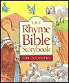 Toddler Rhyme Bible - L.J. Sattgast, Linda J. Sattgast, Toni Goffe