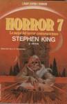 Horror 7: Lo mejor del terror contemporáneo - Richard Matheson, J.N. Williamson, Robert Block, Stephen King