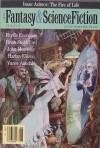 Fantasy & Science Fiction, August 1988 - Edward L. Ferman, Phyllis Eisenstein, Brian Stableford, John Morressey, Paul A. Carter, Robert White, Mike Resnick, Vance Aandahl, Isaac Asimov