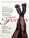Fantasy (Includes: Leopard People, #1; Midnight, #1) - Emma Holly, Christine Feehan, Elda Minger, Sabrina Jeffries