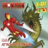 Iron Man - Attack of the Dragon - Frank Berrios, Steven E. Gordon