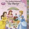 The Perfect Princess Tea Party Read-Along Storybook and CD - Kitty Richards