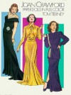 Joan Crawford Paper Dolls in Full Color - Tom Tierney