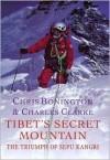 Tibet's Secret Mountain: The Triumph of Sepu Kangri - Chris Bonington, Charles Clarke