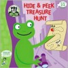 Hide and Peek: A Lift-A-Flap Letters Book - Sherry Gerstein, Andy Bennett