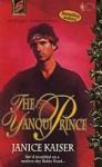 The Yanqui Prince - Janice Kaiser