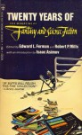 Twenty Years Of The Magazine Of Fantasy And Science Fiction - Edward L. Ferman, Robert P. Mills, Bruce McAllister