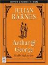 Arthur & George (MP3 Book) - Julian Barnes, Nigel Anthony