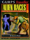 GURPS Traveller Alien Races 1: Zhodani, Vargr and Other Races of the Spinward Marches - David L. Pulver