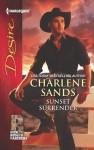 Sunset Surrender (Rich, Rugged Ranchers) - Charlene Sands