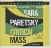 Critical Mass - Sara Paretsky, Susan Ericksen