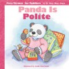 Panda Is Polite - Mary Manz Simon