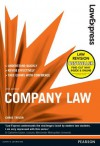 Law Express: Company Law (Revision Guide) - Chris Taylor